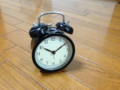 DEKAD アラームクロック ¥499