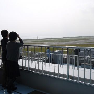 関西空港スカイビュー
